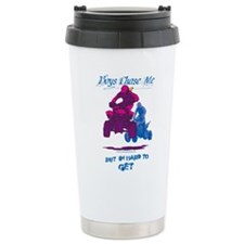 BoysChaseMe.png Travel Mug