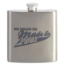 2002 birthday designs Flask