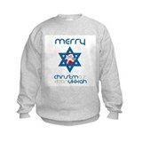 Christ()mukkah Sweatshirt
