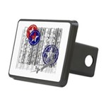 War Planes 01.png Rectangular Hitch Cover