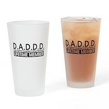 D.A.D.D.D. Drinking Glass