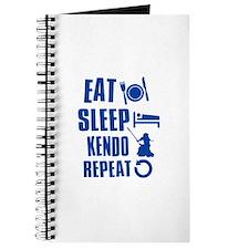 Eat sleep Kendo Journal