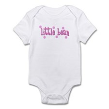 Little Bean-pink Infant Bodysuit