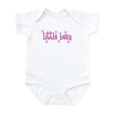 Little Bean-pink Onesie