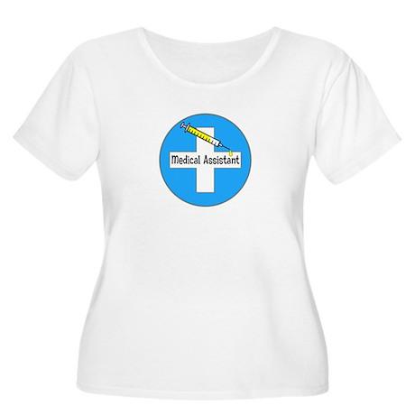 medical assistant 5 Plus Size T-Shirt