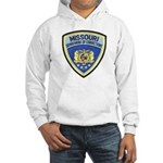 Missouri Prison Hooded Sweatshirt