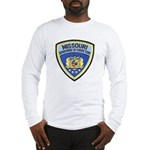 Missouri Prison Long Sleeve T-Shirt