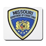 Missouri Prison Mousepad