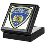 Missouri Prison Keepsake Box