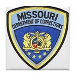Missouri Prison Tile Coaster