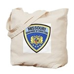 Missouri Prison Tote Bag