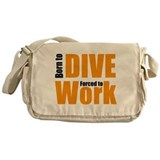 dive Messenger Bag
