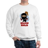 Bacon Ninja Sweatshirt