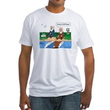 Fishing with Moses T-Shirt