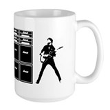 jcm800 marshall stacks Ceramic Mugs