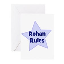 Rohan Rules Greeting Cards (Pk of 10)