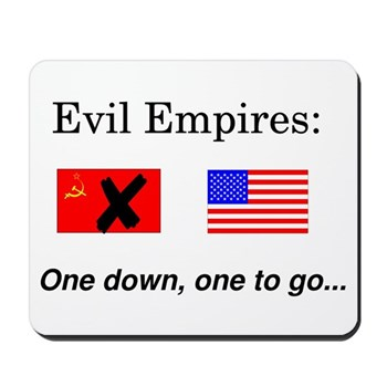 Evil Empires Mousepad
