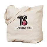18 Months Old Baby Bird Tote Bag