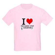 i heart dss KIDS T-shirt
