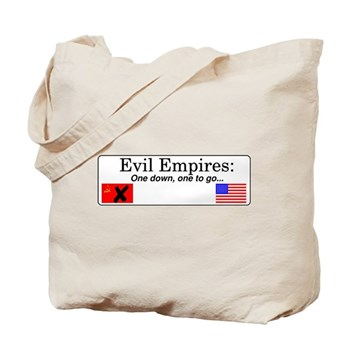 Evil Empires Book Bag