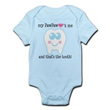 PawPaw Loves Me Infant Bodysuit