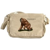 Gigantopithecus Messenger Bag
