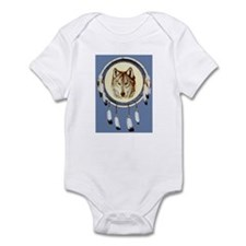 Wolf Shield Infant Bodysuit