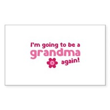 I'm going to be a grandma again Decal