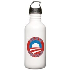 Sign of the Easily Fooled Water Bottle