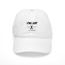 Long Jump my therapy Baseball Cap