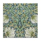 William Morris Pimpernel Design Tile Coaster