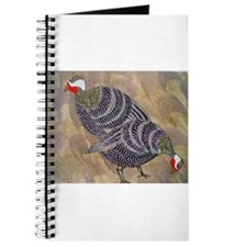 guinea hens Journal