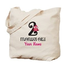 2 Months Old Baby Bird - Personalized Tote Bag