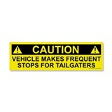 Frequent Stops (car magnet)
