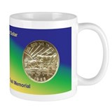 Oregon Trail Coin Mug