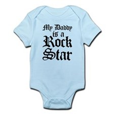My Daddy is a Rockstar Body Suit