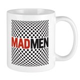 Mad Men Pop Art Small Mug