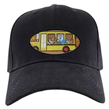 School Bus Part 2 Baseball Hat