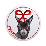 Goat Christmas Pygmy Kid Ornament