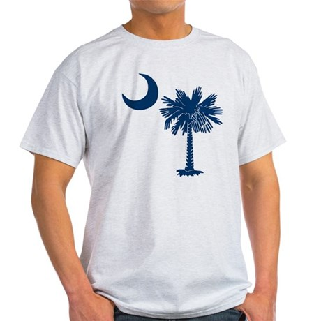 Blue Palmetto Light T-Shirt