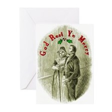 Christmas Cards from NOLa Greeting Cards (Package