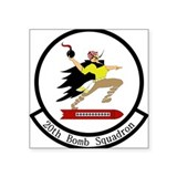 "20th Bomb Squadron Square Sticker 3"" x 3"""