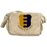 Cute Field commander Messenger Bag