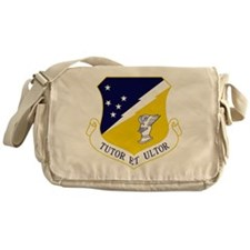 49th FW - Tutor Et Ultor.PNG Messenger Bag