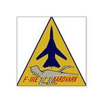 F-111E Aardvark Square Sticker 3
