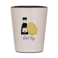 Good Soy Shot Glass