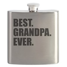 Best Grandpa Ever Flask