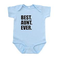 Best Aunt Ever Body Suit
