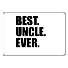 Best Uncle Ever Banner