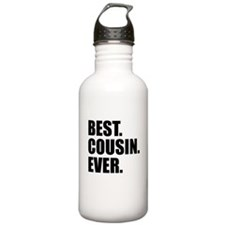 Best Cousin Ever Water Bottle